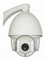 HIgh Speed Dome PTZ Network Camera 2