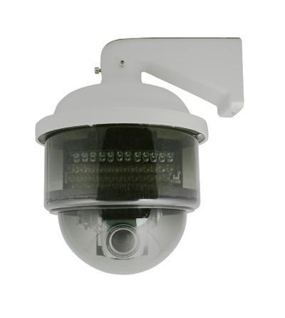 HIgh Speed Dome PTZ Network Camera 3