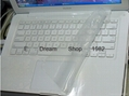 Keyboard Cover Skin Protector For Apple