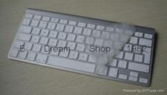 Keyboard Cover Skin For apple wireless keyboard/iPad keyboard US UK EU version