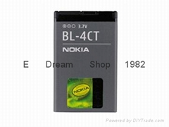 OEM BL-4CT Battery for Nokia 5310 XpresMusic 7310 6600