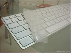 Silicone Keyboard Skin for apple aluminum imac US or UK EU version