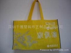 环保无纺布袋购物袋广告袋促销袋礼品袋