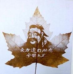 leaf carving 09