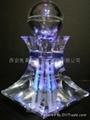 水晶內彫香薰精油塔 3