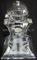 水晶內彫香薰精油塔 4