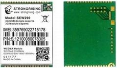 3G WCDMA  SEW290模塊