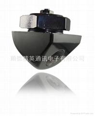 Bracket-mounted waterproof camera