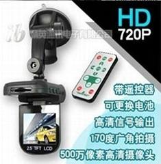 国内首创高清带遥控器汽车黑匣子!IB-006T