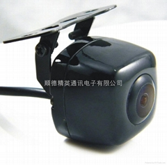 Bracket-mounted waterproof camera
