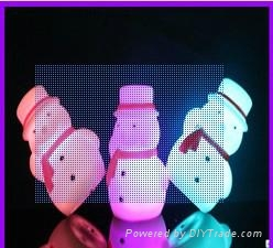 2013 latest flashing  led  candle in our big reputation led lighting factory 5