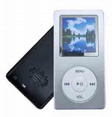 "GA 602 1.5"" MP4 Player with FM"