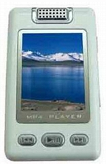 "GA 605 1.8"" MP4 Player"