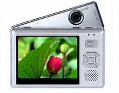 "GAF03 2.5""  MP4 player TFT LCD with 1.3 million pixe"