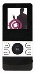"GA610 1.5"" or 1.8"" mp4 player"
