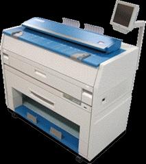 奇普KIP工程复印机