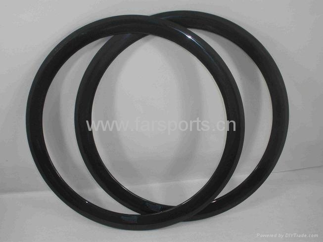 carbon fiber rim tubular 50mm 1
