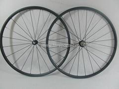super light carbon wheels only 940g, tubular wheelset, FSC20-T
