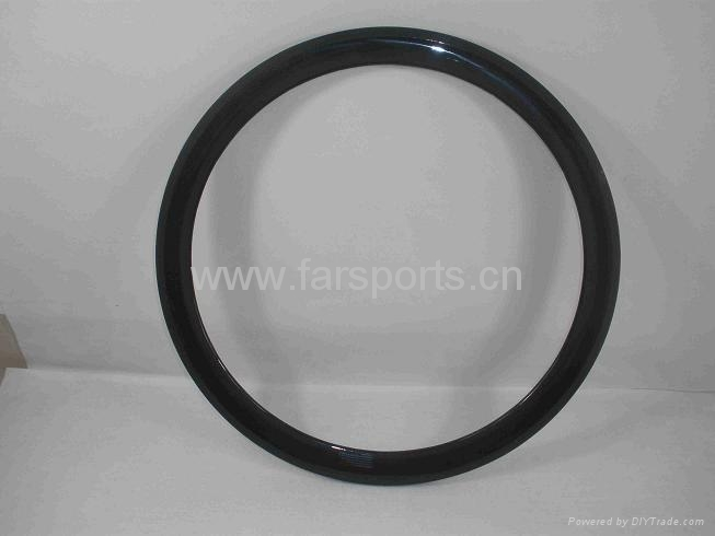 carbon fiber rim tubular 50mm 2