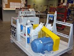 高壓氮氣增壓機/氮氣壓縮機  6-42MPa 1-15M3/