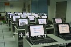 部隊多功能教室專用電腦桌