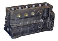 Cylinder block and Cylinder head
