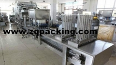 Plastic Cup Jelly Filling and Sealing Machine