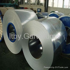 Aluzinc galvanized steel coils