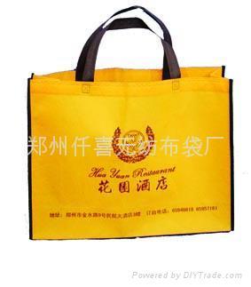 鄭州無紡布環保棉布袋 2