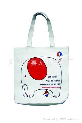 鄭州無紡布環保棉布袋 3