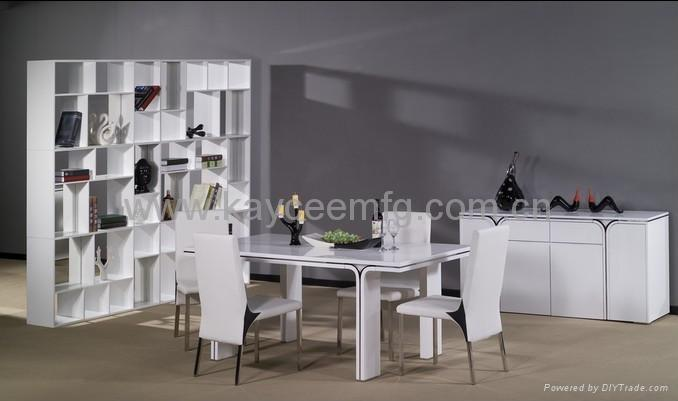 Dining TableChairRoom Divider 1