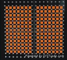 LED彩屏牆屏 1