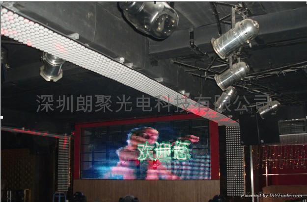 LED彩屏牆屏 3