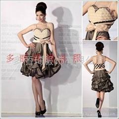 誠招外貿婚紗禮服