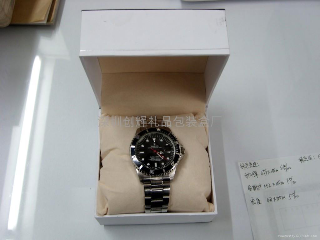 塑料手錶表盒 5