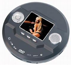 Mini Portable DVD Player