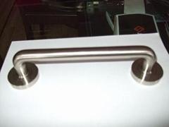 fixed door handle