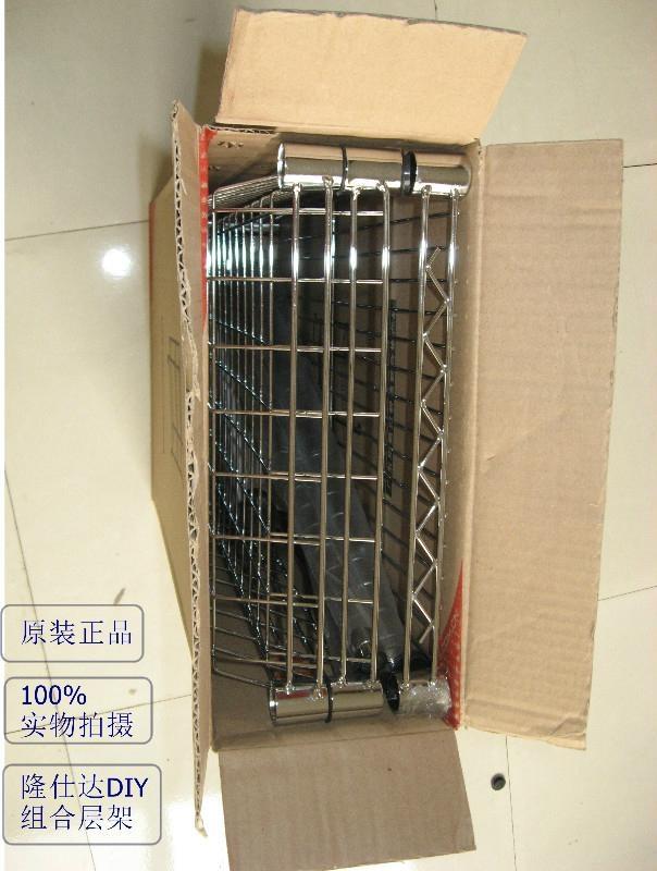厨房置物架储物整理架金属层架酒店火锅架美容架多功能小推车DIY-114 2