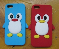 2013 fashion silicone case for iphone 5