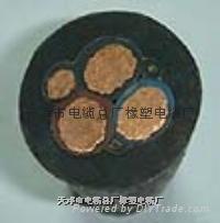 MY-0.38/0.66 矿用移动橡套软电缆