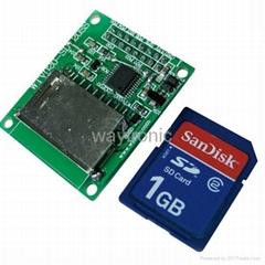 WTV020-SD-20S SD Card Voice Module