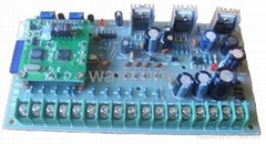 MP3 Player Module with 10/30 Interfaces