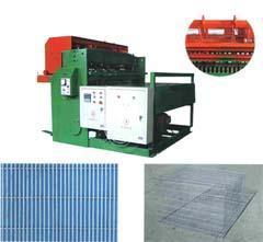 建筑鋼絲自動排焊機  2