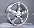 奧拓、昌河汽車鋁輪轂 1