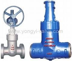Pressure Sealing Valves