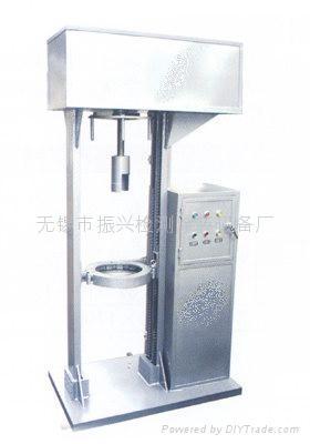 氣瓶防震圈裝卸機 2