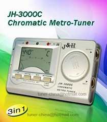 chromatic metro-tuner(3in1)(JH-3000C)
