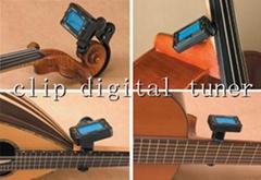 吉他小提琴调音器