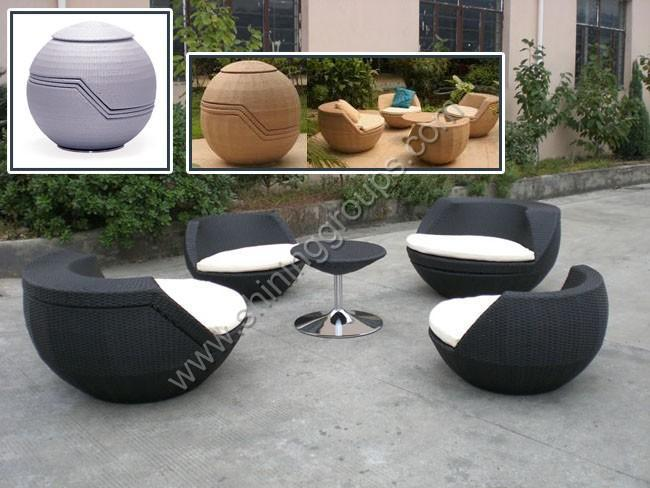 Attractive Modern Outdoor Furniture(Ball Set) | Shop Your Way: Online Shopping U0026 Earn  Points On Tools, Appliances, Electronics U0026 More