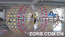 Zorb ball, zorbing ball, Inflatable zorb ball 1
